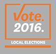 Vote 2016 Local Elections